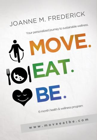 Livro MOVE.EAT.BE