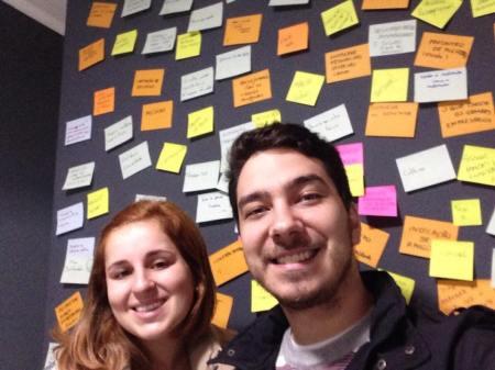 Amanda e Giulliano