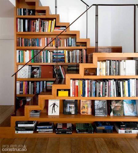 Escada estante